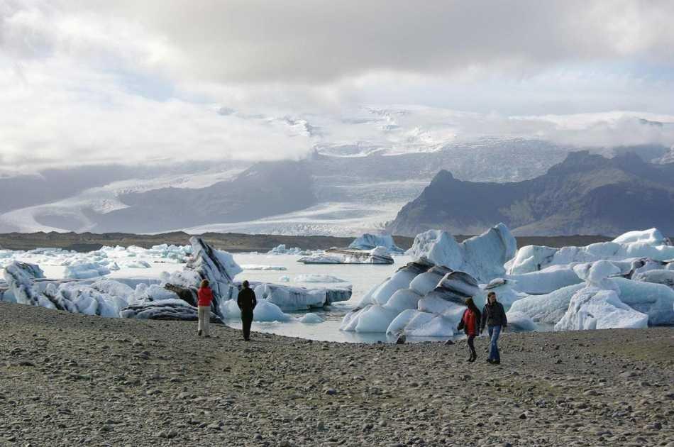 South Coast & Jökulsárlón Glacier Lagoon