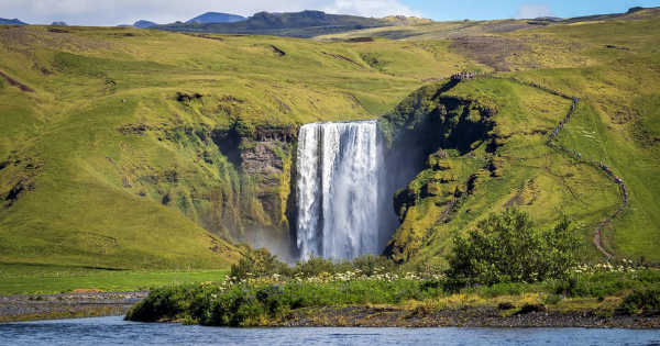 South Iceland & Black Sand Beach Private Tour