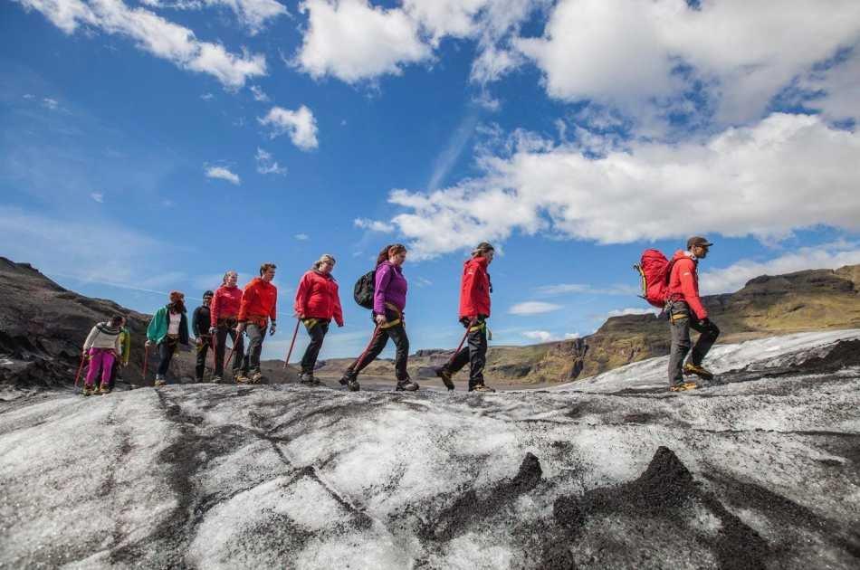 South Iceland & Glacier Hike Adventure