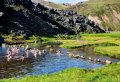 The Pearl of the Highlands Landmannalaugar