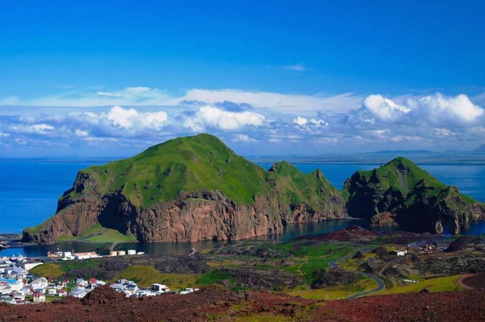 Westman Islands Natural History Bus Tour