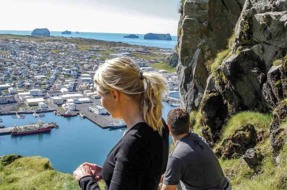 Westman Islands to Reykjavik Transfer