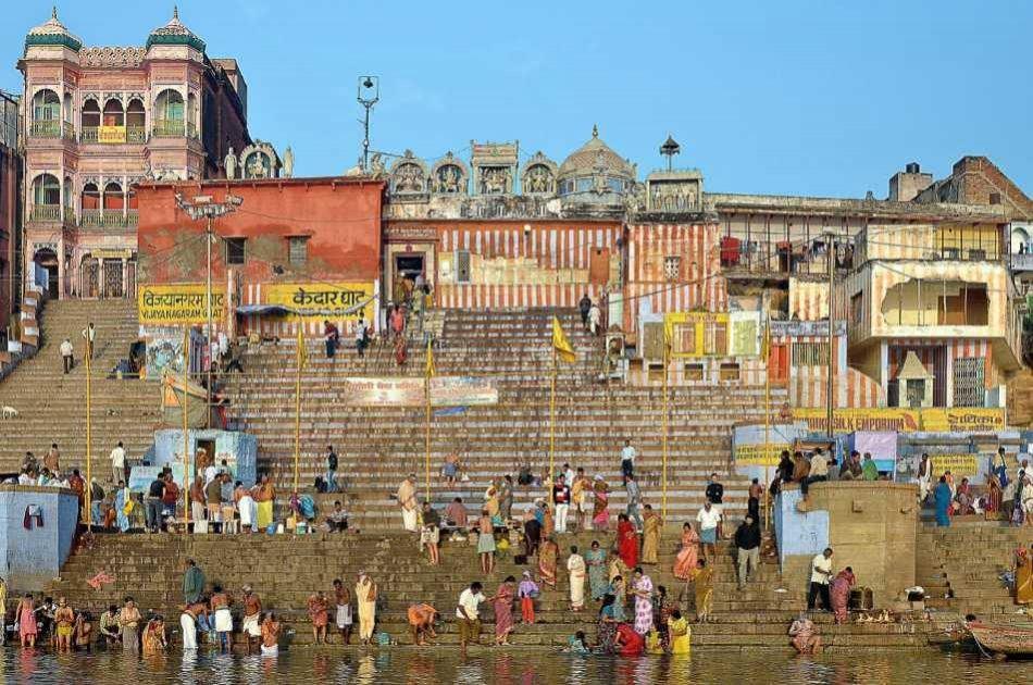 14 Day Golden Triangle With Delhi, Mumbai, Goa & Varanasi