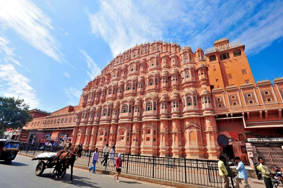 2-day Golden Triangle Private Tour of Jaipur and Agra From New Delhi