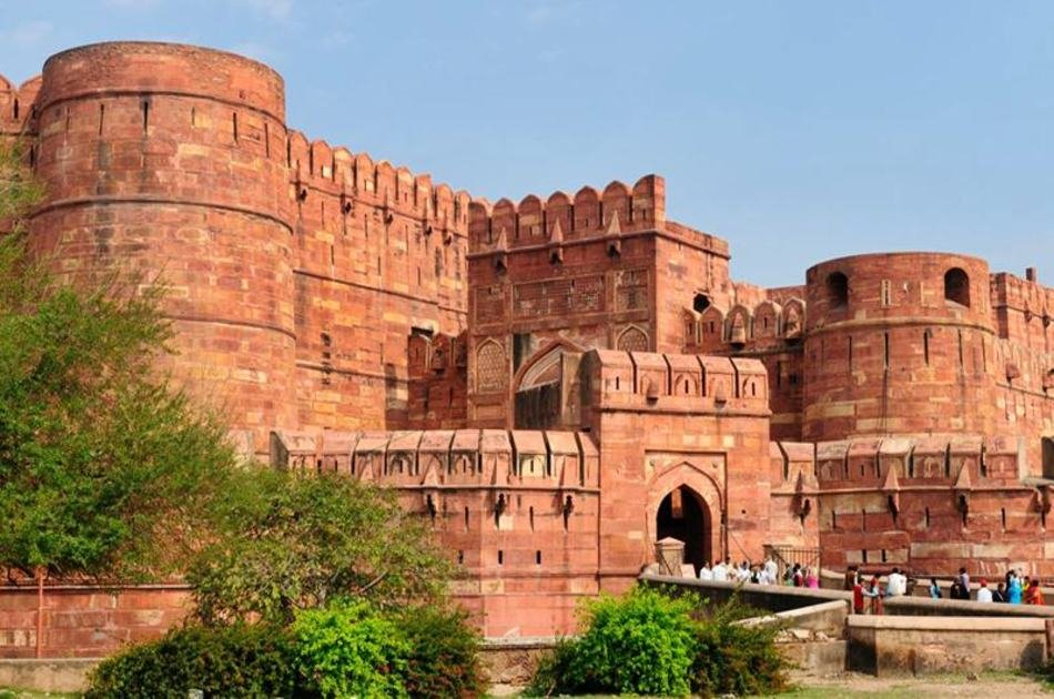 2 Day Guided Golden Triangle Private Tour From New Delhi