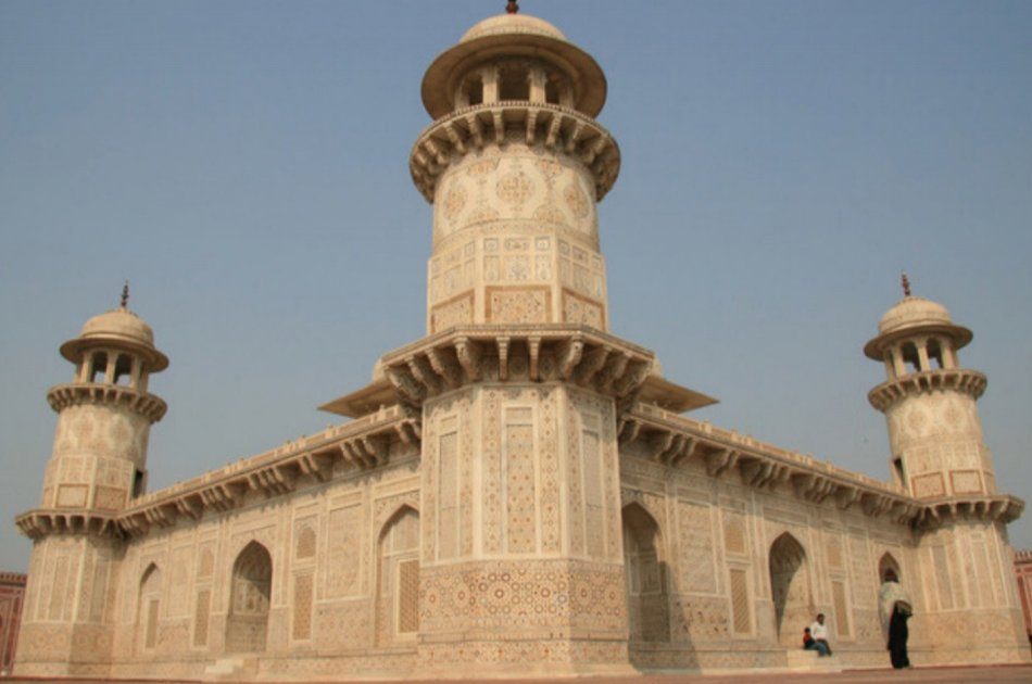 2 Day Taj Mahal Sunrise & Sunset Tour from Delhi