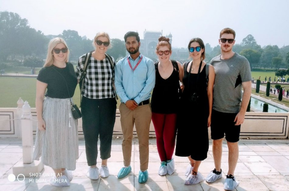 2 Day Taj Mahal Sunrise & Sunset Tour from Delhi