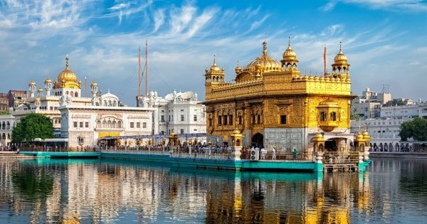 3-Day Amritsar  Golden Temple Tour from Delhi by Fast Train