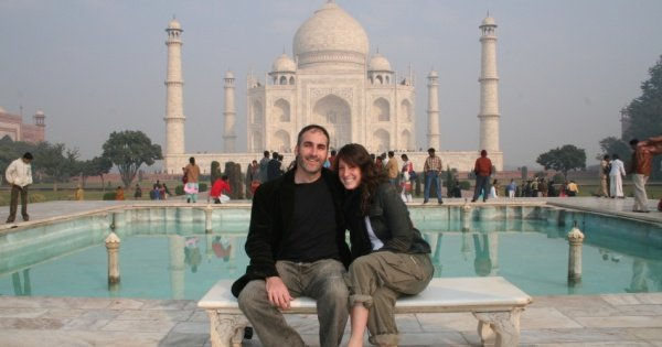 3-Days Golden Triangle Private Tour to Agra & Jaipur from New Delhi