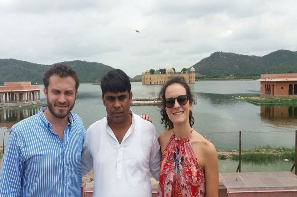 4 Day Private Tour of the Taj Mahal, Jaipur and Agra