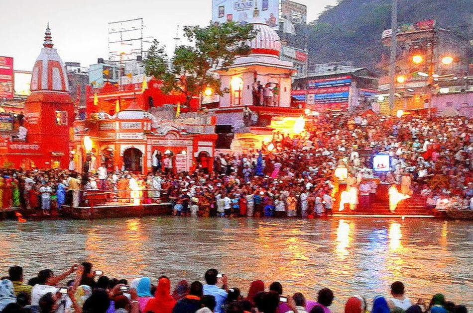 4 Days Agra with Haridwar & Rishikesh Trip from Delhi by Private Car