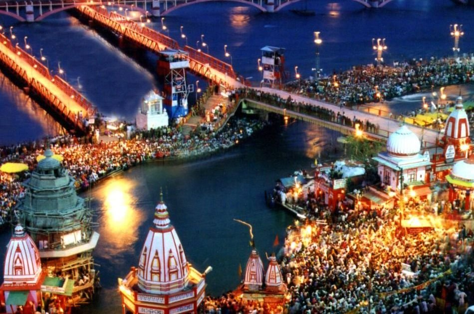 4 Days Haridwar with Rishikesh Tour from Delhi by Private Car & Hotel