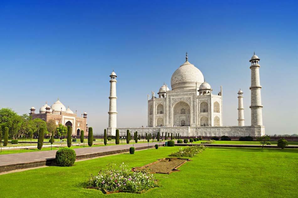 5 Day Golden Triangle Private Tour from Delhi