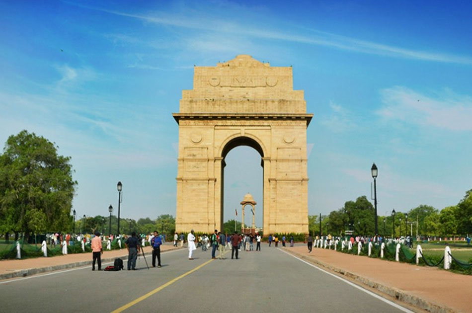 5 Days Golden Triangle Private Tour of India