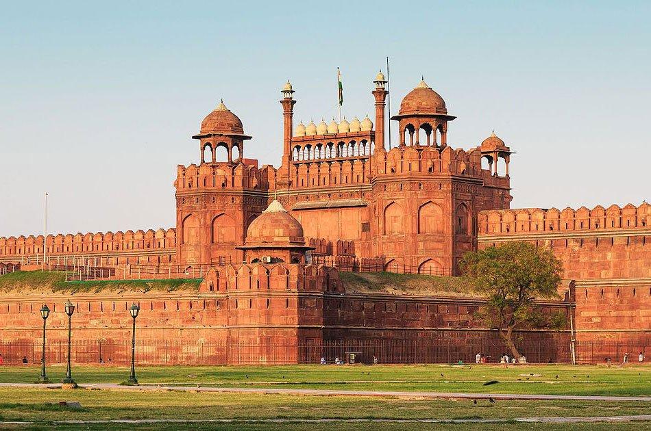 5 Days Golden Triangle Tour - An Amazing Delhi Agra Jaipur Trip