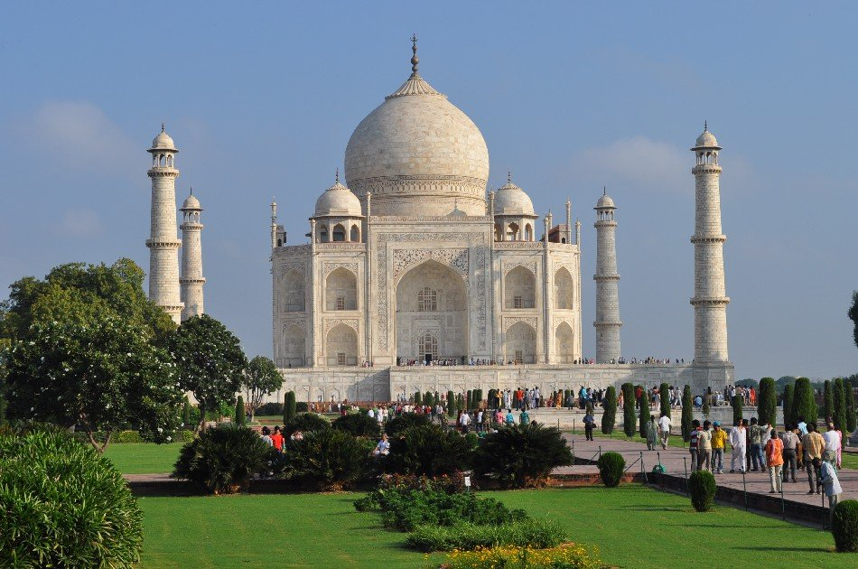 5-Days Golden Triangle Tour from Delhi by Private Car