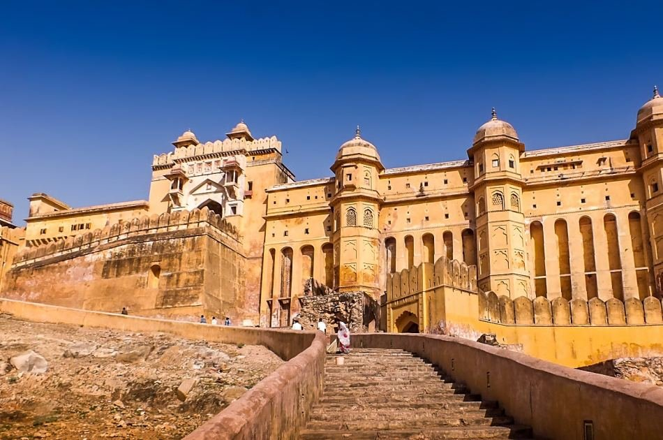 5 Days Private  Golden Triangle Tour from Delhi