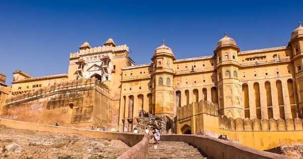 5 Days Private  Golden Triangle Tour from Delhi