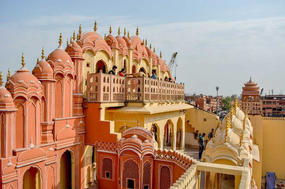 6 Day Golden Triangle Tour