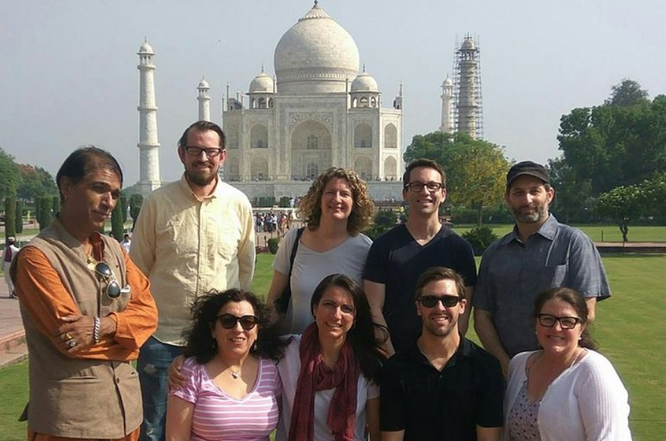6 Day Private Golden Triangle Tour including Dunes