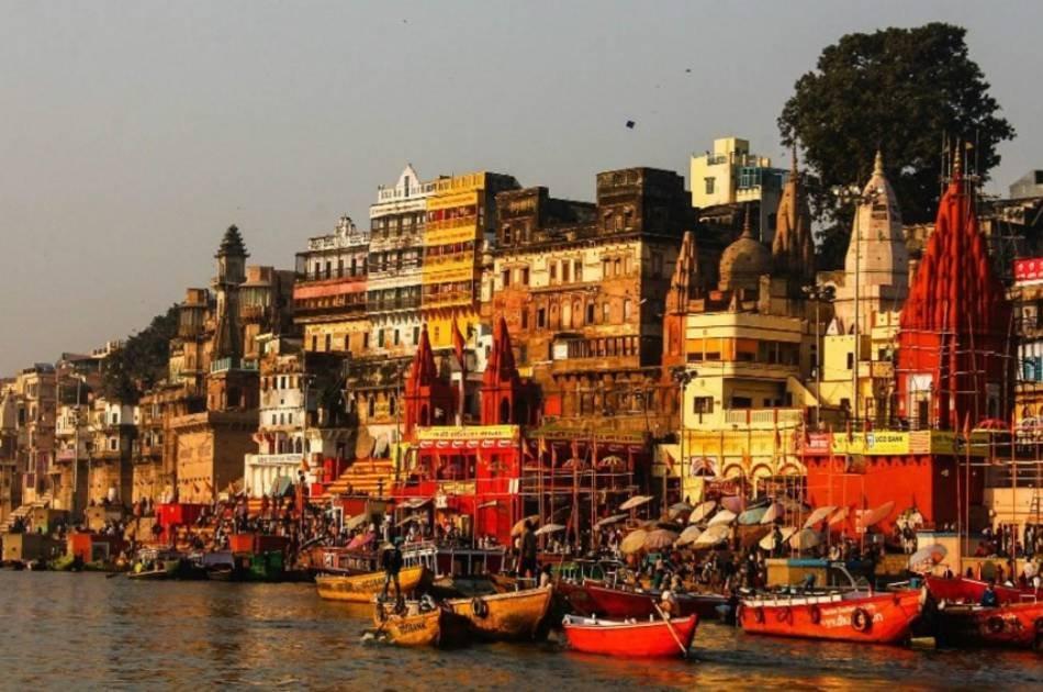 7 Days Golden Triangle Tour With Varanasi