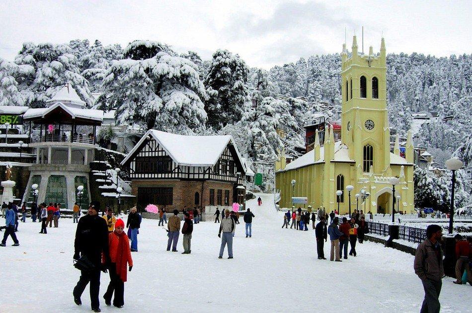 7 Days Himachal Pradesh Tour from Delhi