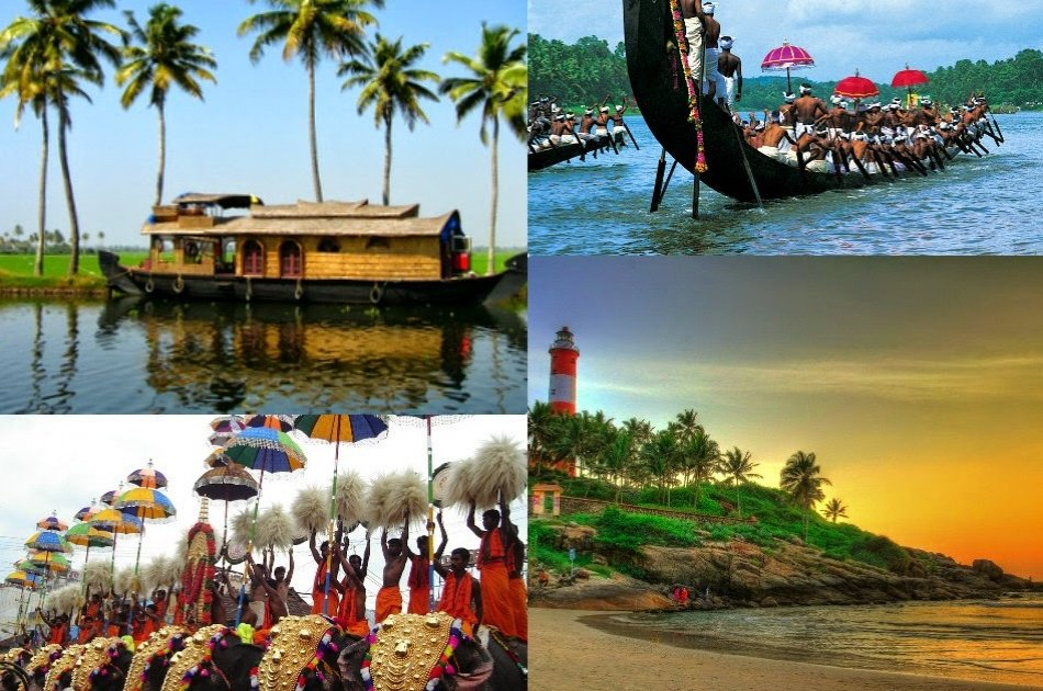 8 Day Kerala Tour from Cochin With Private Vehicle & English Speaking Driver