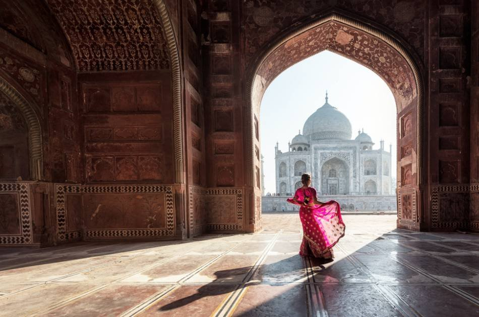 8 Days Private Luxury  Golden Triangle With Varanasi