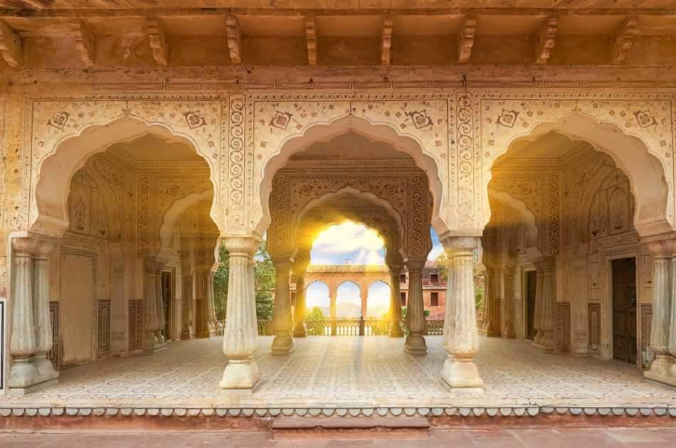9 Days Golden Triangle With Amritsar