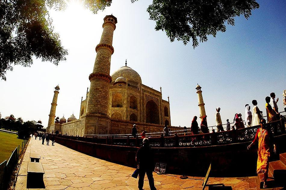 Agra Private Day Trip by Car - Taj Mahal & Agra Fort