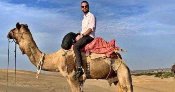 Camel Safari Half -Day Tour In Jaisalmer