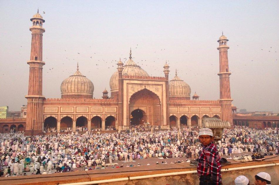 Customizable Private Day Tour of Delhi