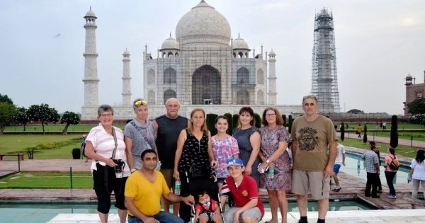 Delhi Agra Jaipur 3 Day Budget Golden Triangle Tour