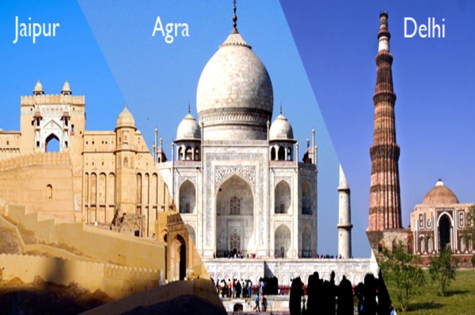 Full-Day Jaipur City Tour Including Amber Fort and City Palace with Lunch