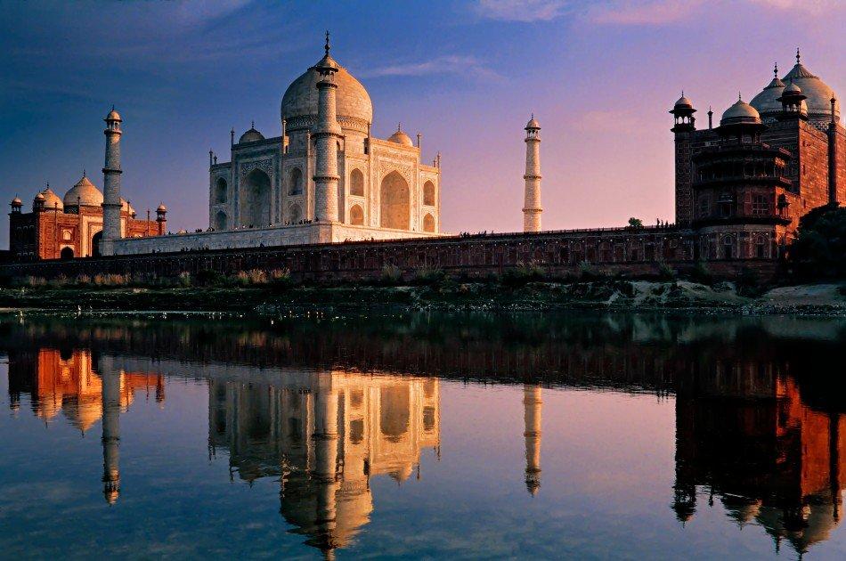 Full Day Taj Mahal Private Car Tour From Delhi