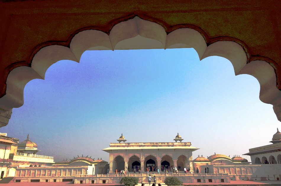 Golden Triangle 4 Day Luxury Tour Starting from Delhi