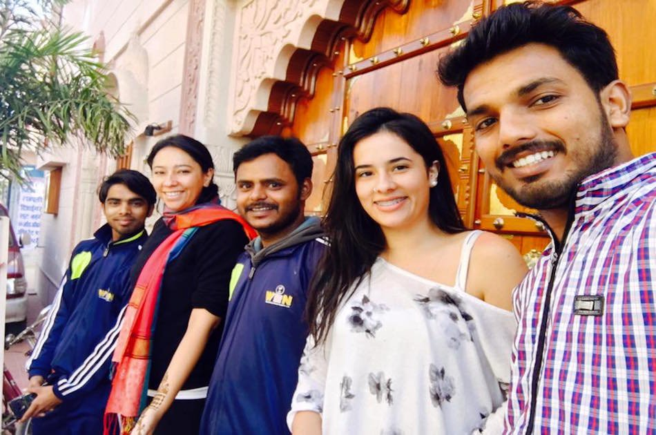 Jaipur Private Tour With Indian Family