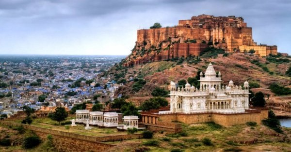 Jodhpur City Sightseeing: Full-Day Private Tour