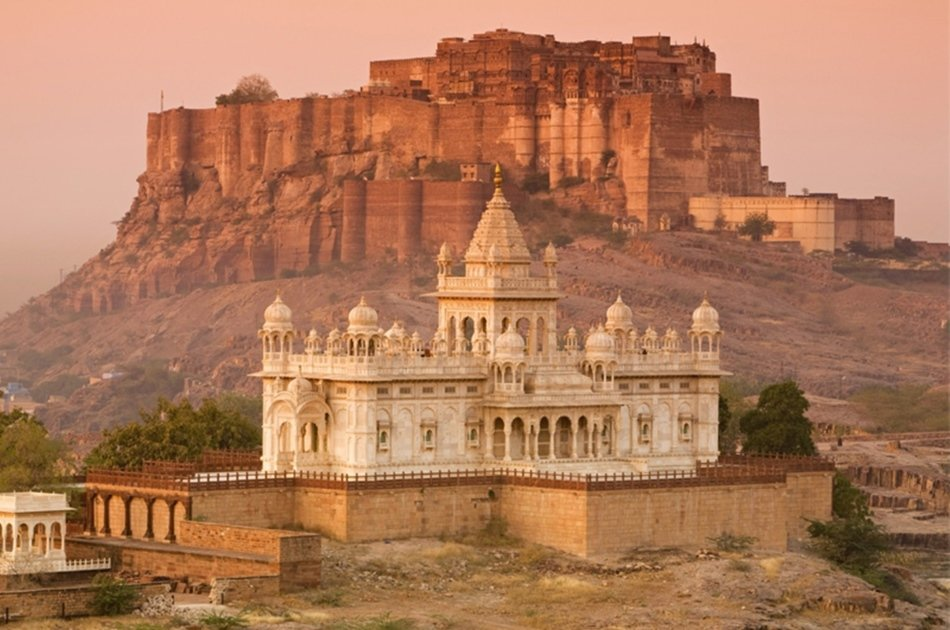 Jodhpur City Tour & Camel Safari