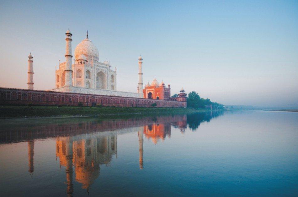Luxury Private Golden Triangle Tour, Delhi-Agra-Jaipur
