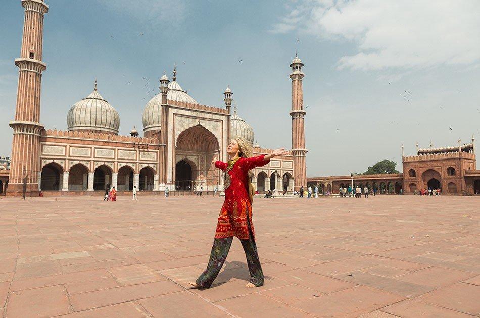 New Delhi & Old Delhi Full Day City Tour by Private AC Car