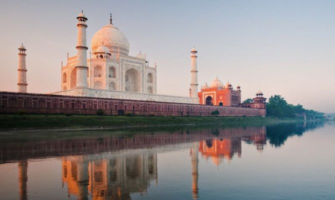 Visit Taj Mahal Guided Private Day Tour From Delhi To Agra