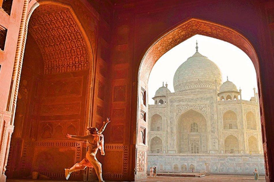 Over Night Taj Mahal Tour