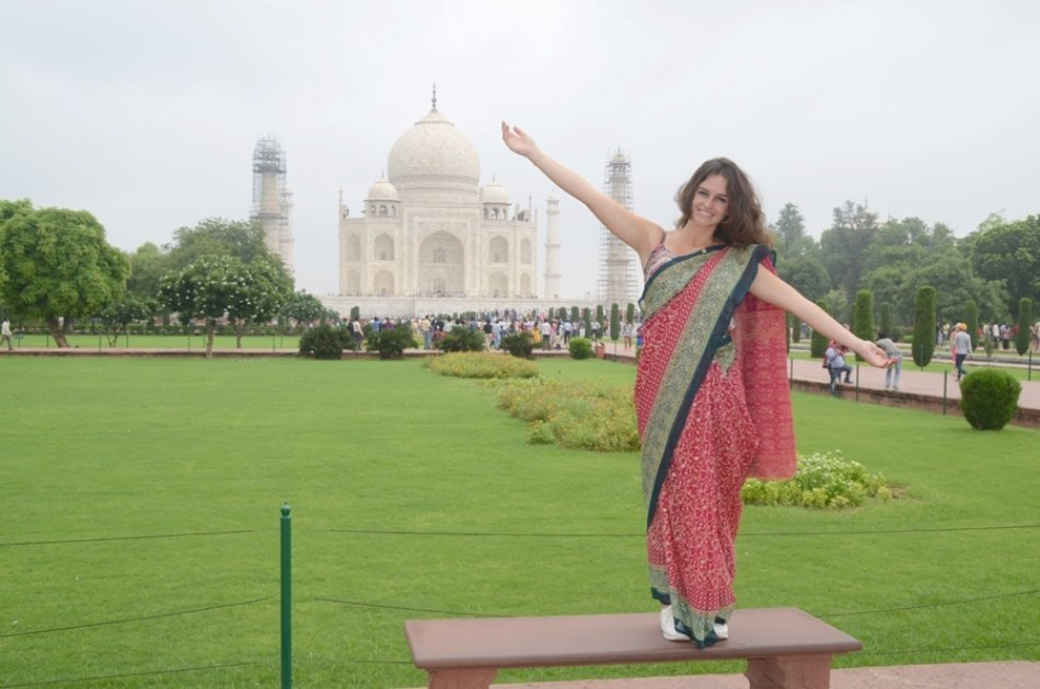 Private Day Tour of Agra From New Delhi with Taj Mahal & Agra Fort