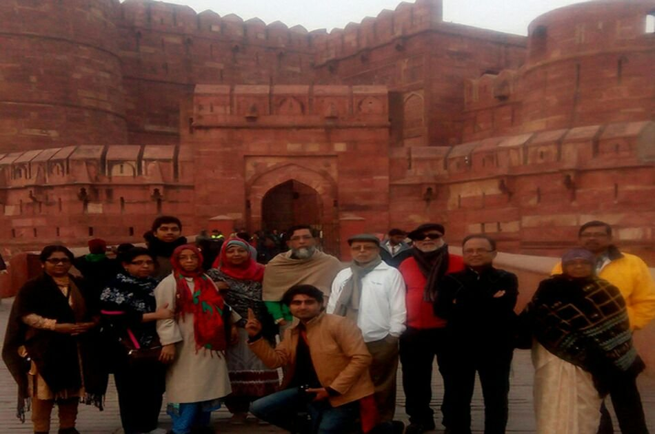 Private Day Tour of Taj Mahal From New Delhi by Car