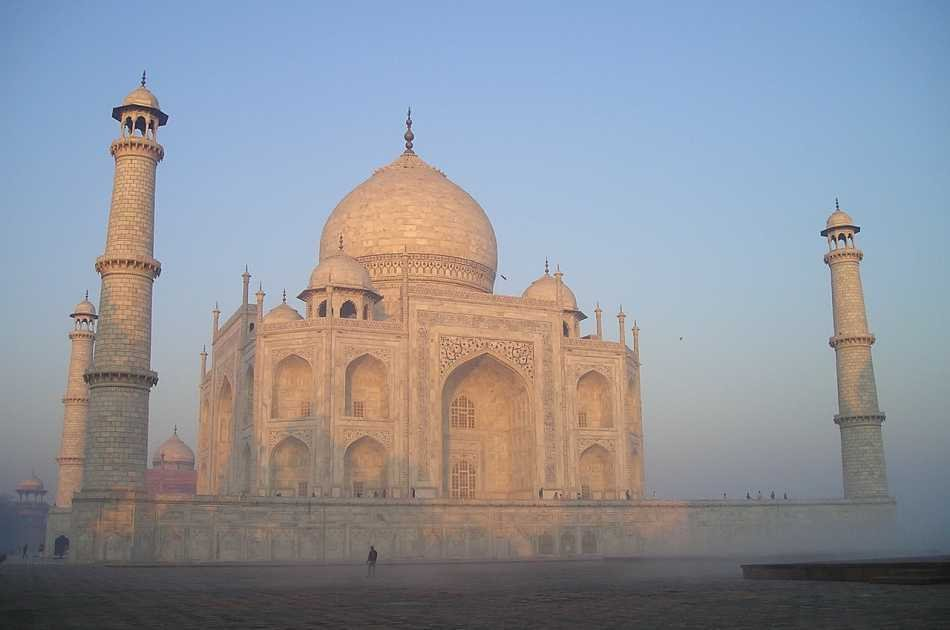Private Golden Triangle Tour with Akshardham