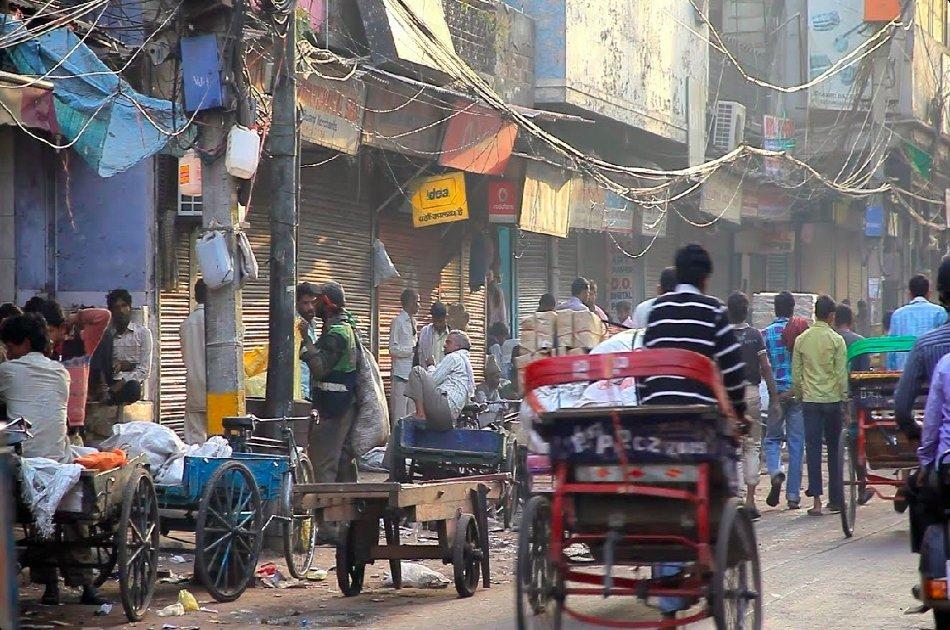 Private Half Day Old Delhi Heritage Walking Tour