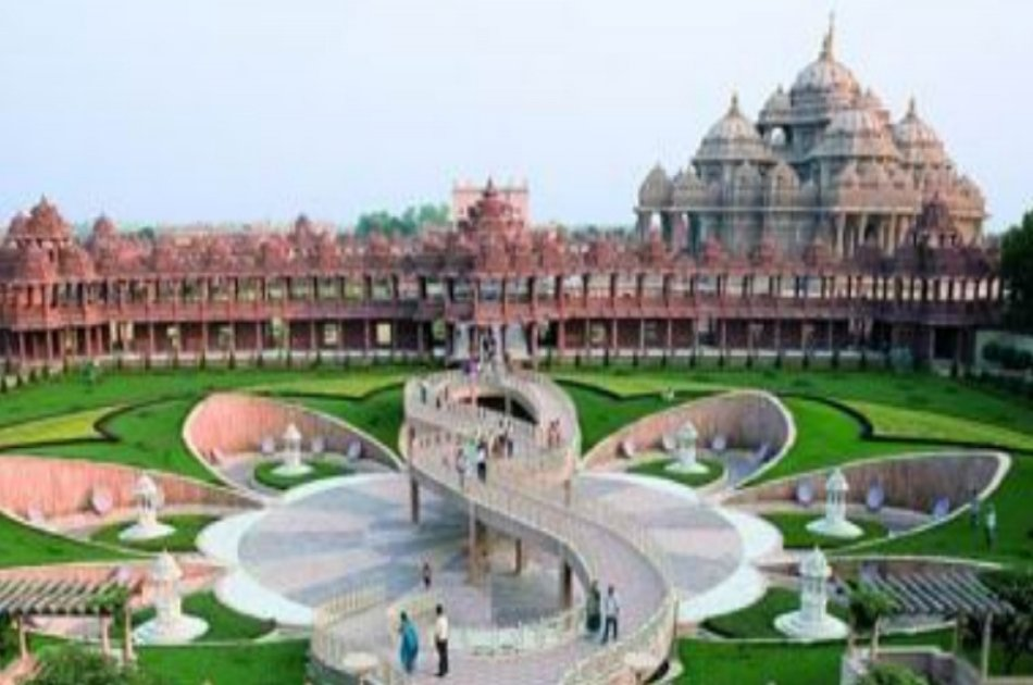 Private Tour: 05-Days Indian Golden Triangle Tour from New Delhi