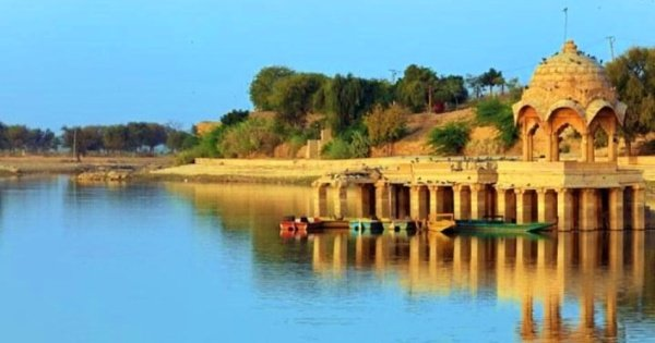 Private Tour: Jaisalmer City Sightseeing Tour With Guide