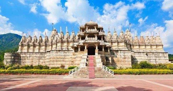 Private Transfer From Jaisalmer To Udaipur Via Ranakpur Jain Temple